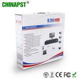 Macchina fotografica NVR del IP di Popluar 8CH 1080P con 8CH Poe (PST-NVR808P)