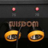 LED-Gruben-Mützenlampe-Aufladeeinheits-Zahnstange mit hoher Leistungsfähigkeit