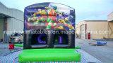 タートルのコンボのスライド、販売のための膨脹可能な跳ねる城
