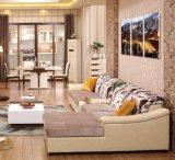 2016 حارّ يعيش غرفة أثاث لازم جلد أريكة أثاث لازم
