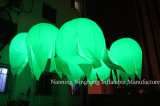 Publicité gonflable de publicité gonflable de ballon de vente chaude avec l'éclairage LED pour l'événement