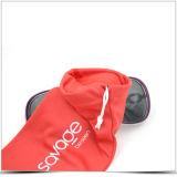 Sola bolsa lateral promocional de las lentes de Microfiber del tirón