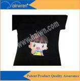 A todo color directamente a la impresora de prendas de vestir de impresión de la camiseta de la máquina