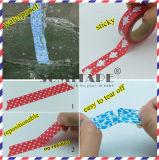 El nuevo diseño Washi de cinta de papel para la Navidad adorna la decoración Somitape del partido