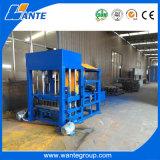 Block der Fabrik-Qt4-25, der Maschinen-Ziegelstein-Formteil-Maschine herstellt