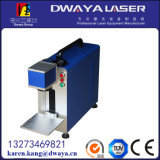 Metal e Hard Plastic, laser Engraving/Marking Machine de Fiber