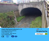 溶接されたTypeおよびISO Certification Corrugate Steel Tube Culvert