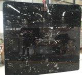 Portoroの普及した銀製の黒い大理石、工場価格の大理石のタイル