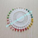 Contactos plásticos coloreados del ramillete de la pista de la perla de la dimensión de una variable de la lágrima en la rueda (P160322B)