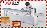 베개 Type Biscuit Roll/Mooncake/Dorayaki/Cracker/Rice Bar 또는 프랑스 Bread (롤빵) Packaging Machine (ZP-100 Series)