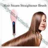 Osenyuan 2016 más nuevo de pelo eléctrico enderezadora del cepillo