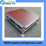 Fase registrabile di Wateroof della fase di alluminio antiscorrimento nera della fase