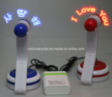 Mini NFC LED Fan voor Advertisement