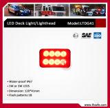 Поверхностный свет Lighthead палубы установки СИД предупреждающий (LTDG41)