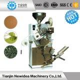 Máquina de empacotamento automática de alta velocidade do saco de chá