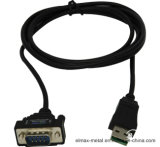 USB Serial Converter Cable에 1 운반 RS232
