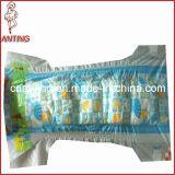 より安いDisposable Baby Diaper、Newest Design Diaper、アフガニスタン人のHot Selling
