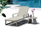 كلّ - طقم [لونغ-لستينغ] خارجيّ أثاث لازم جديدة تصميم فناء زاهية حديقة [ويكر] أريكة مجموعة