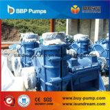 Pompe centrifuge horizontale lourde de boue de moteur diesel