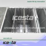 Containerisiertes Brine Pool oder Direct Refrigeration System Block Ice Machine 1t/24h -10t/24h