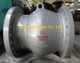 Задерживающий клапан аксиального потока Wcb стали углерода Dn1200