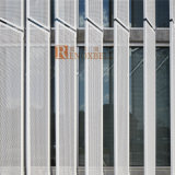 Strato perforato dell'alluminio su ordinazione decorativo di marca di Renoxbell