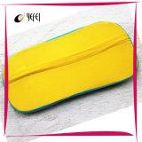 오리는 유액 기억 장치 거품 침대 여행 베개를 인쇄했다