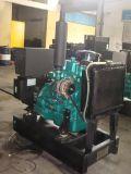 дизель Genset генератора Yuchai Rated силы 28kVA 22kw промышленный тепловозный