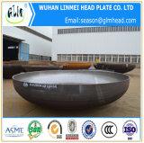 管または管の容器の底ヘッド帽子のためのステンレス鋼