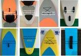 Panneau de palette comique gonflable populaire, panneau de vague déferlante, emballant le conseil, panneau de Sup