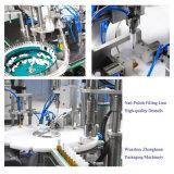 Zhonghuan Automatic Nail Polish Filling와 Capping Machine