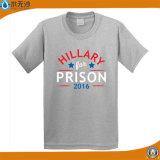 工場卸し売り選挙の/Advertisingの印刷の綿のTシャツ