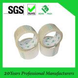 Bande de empaquetage de cachetage de carton de bande de bande transparente d'emballage du prix bas BOPP