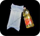 De duidelijke Plastic Plastic Zakken van de Schokbestendige Lucht van het Pak van de Kolom van de Bel Verpakkende Verschepende