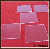 Fournisseur personnalisé par grand dos polonais clair de glace de quartz de silice
