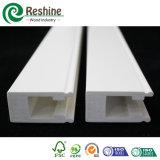 Núcleo de alumínio grelha poli introduzida do obturador do PVC do obturador