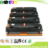 SGSを持つHP CB540~543A、ISOのセリウムのためのインポートされたOPCのトナーカートリッジ