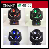 12PCS 10W LED Moving Head Effect Light für Stage DJ