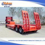 Remorque neuve de camion de Lowbed de tambour de chalut de chantier naval de fournisseur de Jiangsu