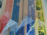 Band van de Verbinding van de Veiligheid van de Stamper van de douane de Duidelijke Nietige