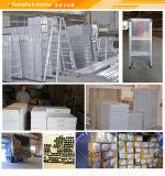 De Profielen van het Aluminium van de Uitdrijving van het Aluminium van het Spoor van het Gordijn van de fabrikant
