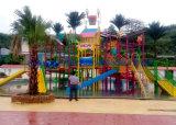 Campo de jogos médio do Aqua para o adulto e as crianças