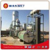 ディーゼル油、ガソリン、燈油および残余に減圧蒸留の装置をリサイクルする不用なオイル
