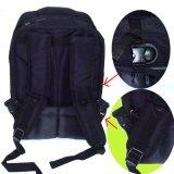 Прочный водоустойчивый Nylon Backpack с двухсторонним пакетом