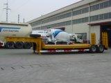 半60トンの容器Twist7が付いている低いベッドのトレーラー