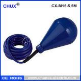 Tipo sensore dell'interruttore di galleggiante (CX-M15-5 5M) della sfera dell'interruttore di flusso