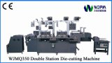 Wjmq-350b Double Station stansmachine