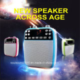 Draagbare Speaker met MP3 Player (F73)