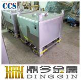 Бак тары для хранения Ss 304 химически/общий размер IBC