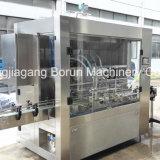 Maquinaria tampando de enchimento automática do petróleo de motor para o frasco plástico